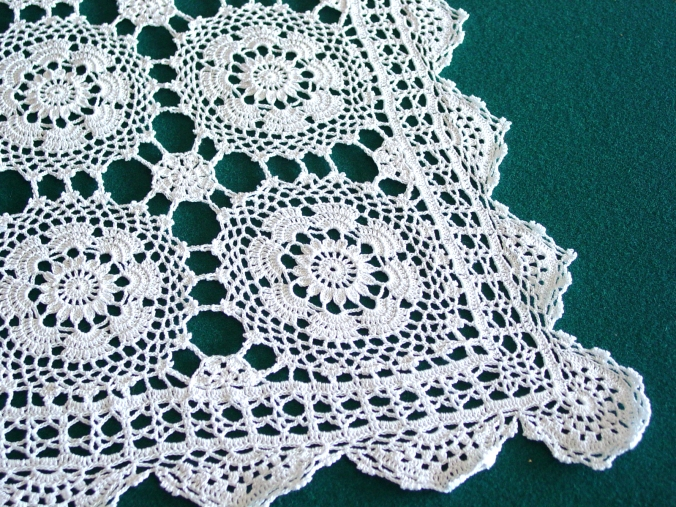 Lace for the Lord: Donated to the Denver Temple
