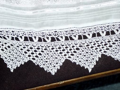 Lace for Grace: Edging