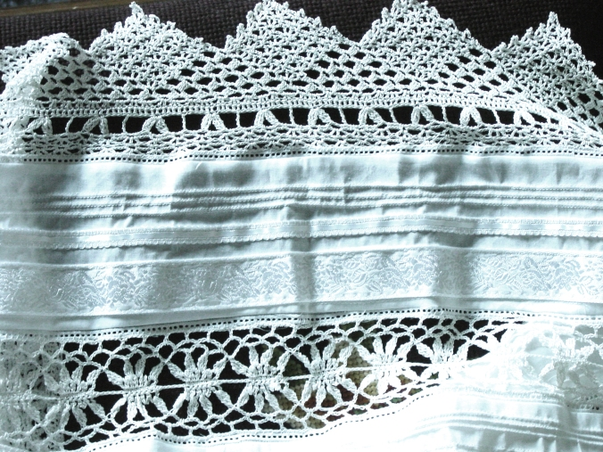 Lace for Grace: Blessing Dress Border