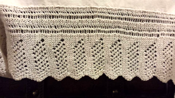 Celinda Olson Knitted Lace
