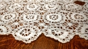 Altar Lace for the Tongan Temple