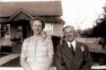 Ada and Moroni Almond on their 50th wedding anniversary.