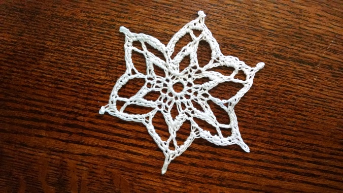 Lily's First Lace
